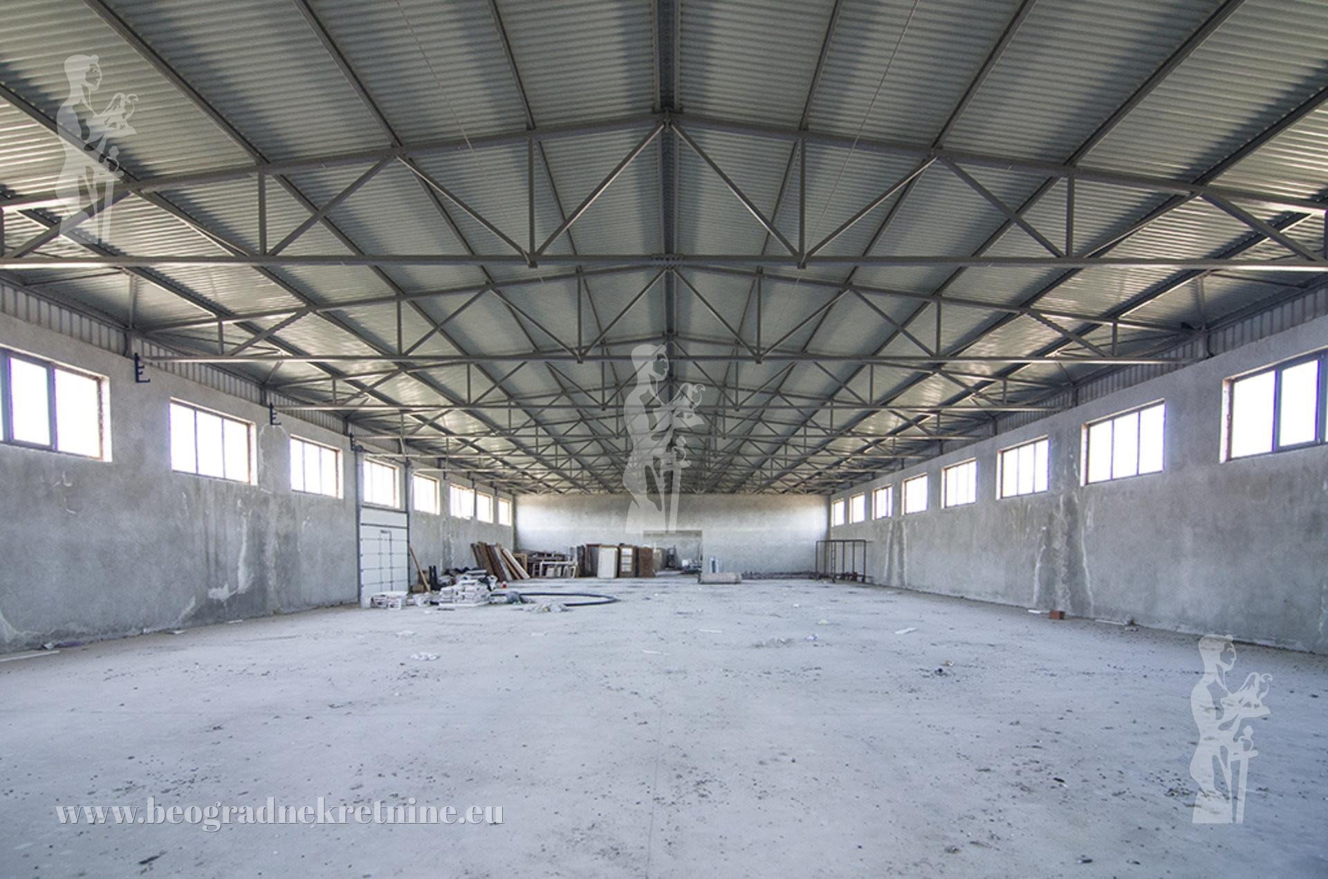 Posl proizv hala u Industrijskoj zoni Palilula