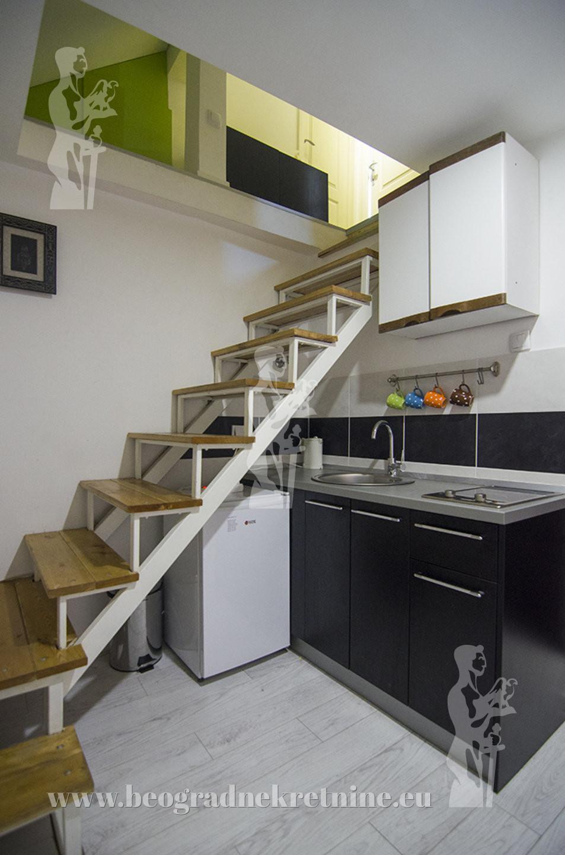 Stan dupleks Hostel Dorćol 4 0 48m2