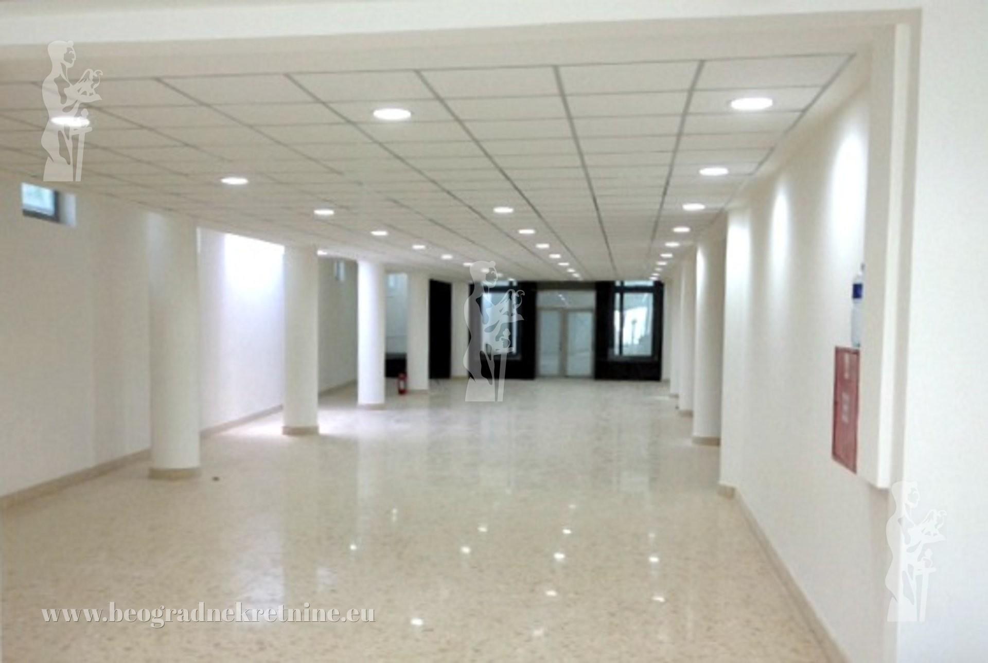 Lux Poslovni Prostor Karaburma 1200m2 SUT PR I II