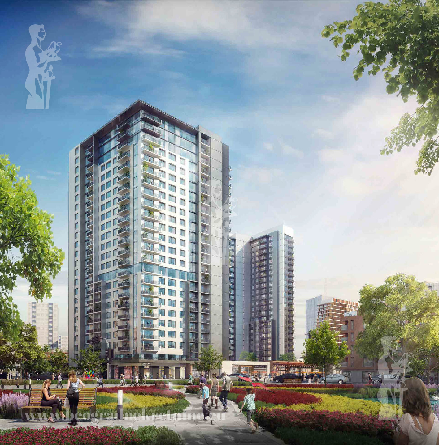 Belgrade Waterfront Parkview 113m2 4 0
