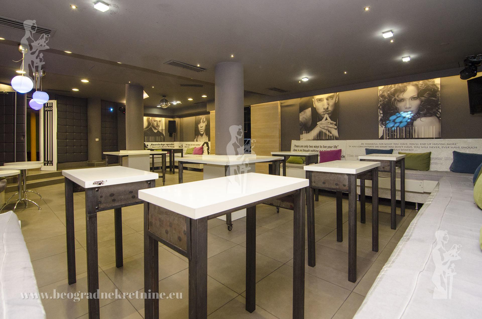 Poslovni prostor Klub 300 300m2 Botanička bašta