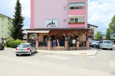Business Premises Restaurant, Gorenjska, Radovljica, Lesce
