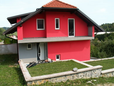 House Semi-detached, Notranjska, Cerknica, Unec