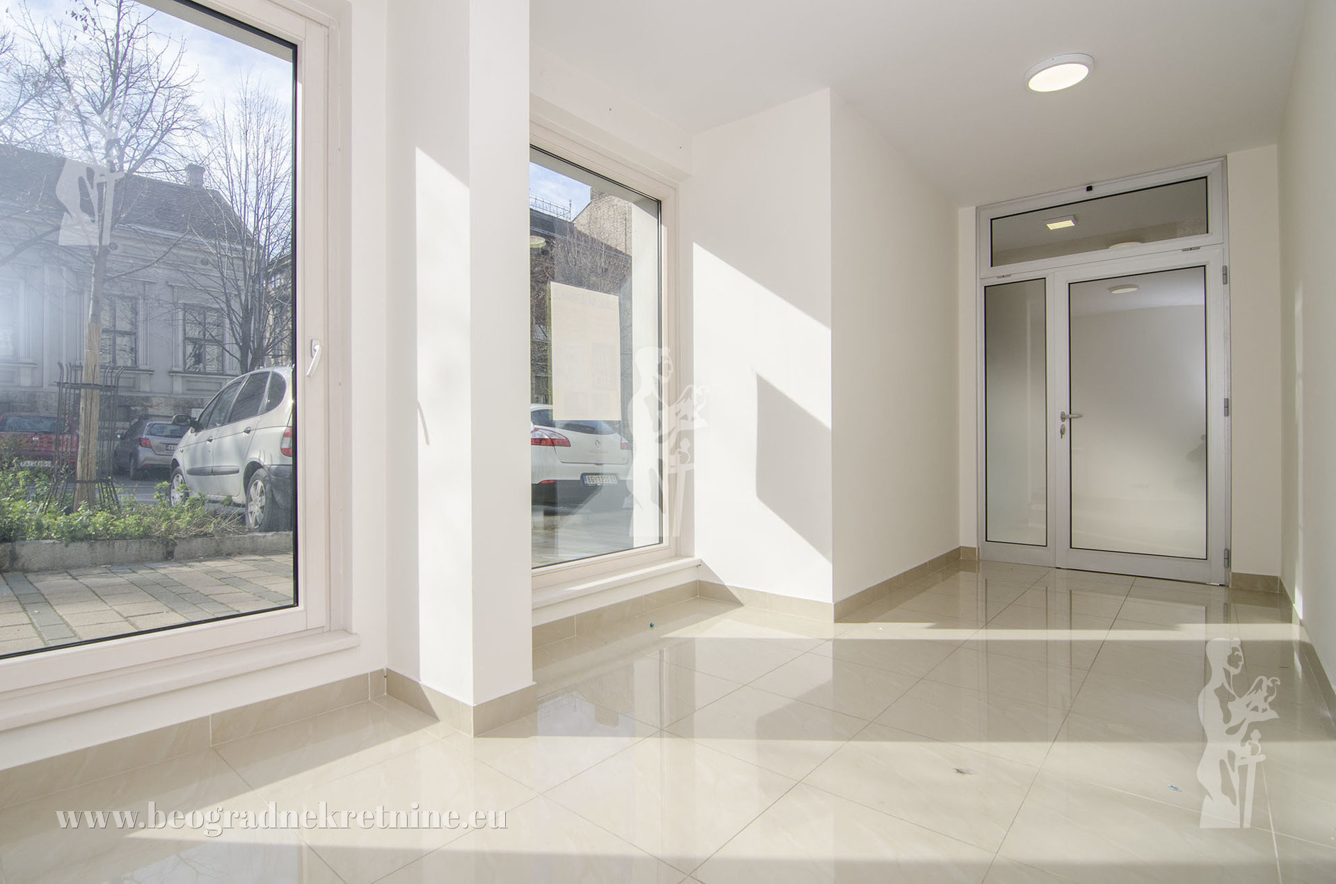 Poslovni prostor , Savski Venac , Beograd (grad) , Izdavanje | Lokal Savski Venac Duplex 157M2 Pr I Iii G