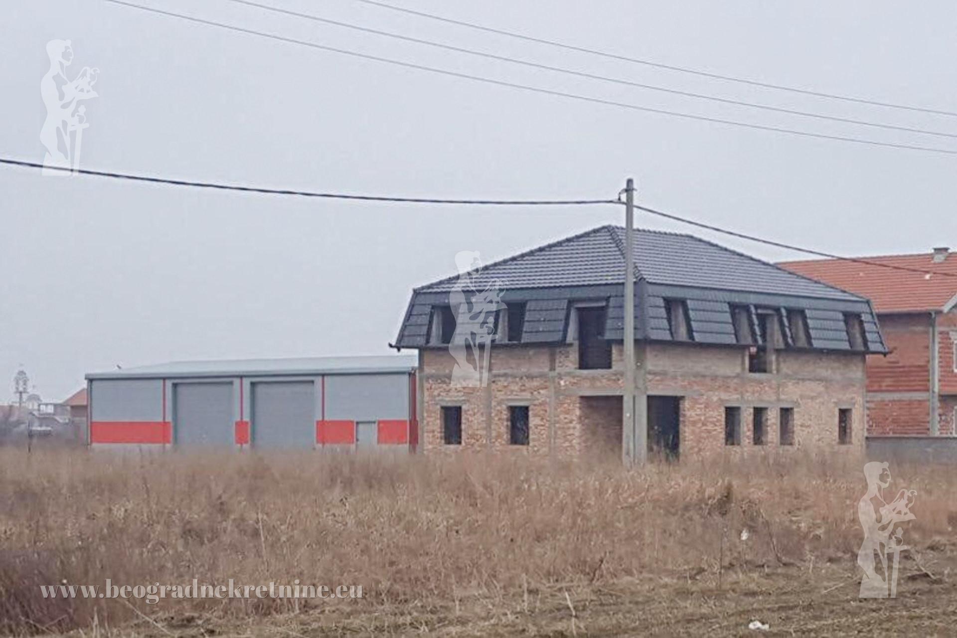 Opština Zemun Ugrinovci 450 m2 P 1
