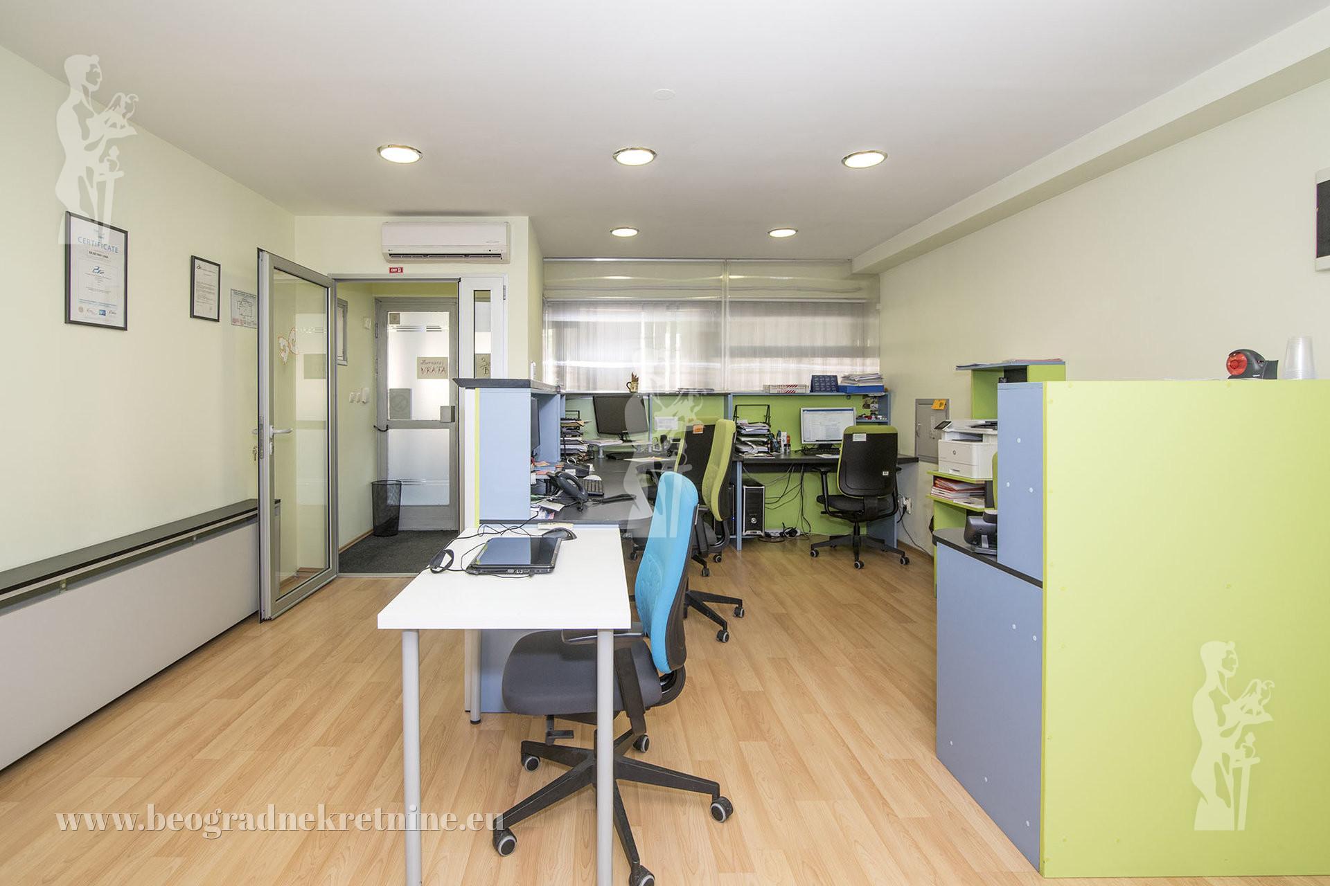 Poslovni prostor Palilula 290 m2