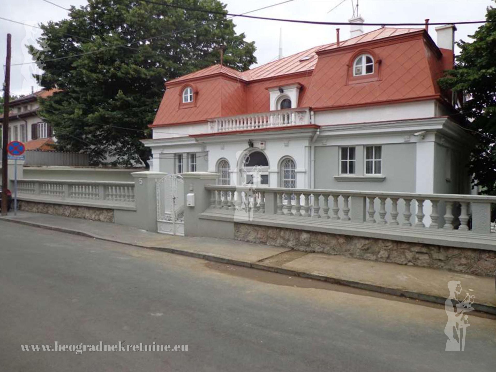 Beograd Savski Venac Senjak Milovana Glišića ID 2341