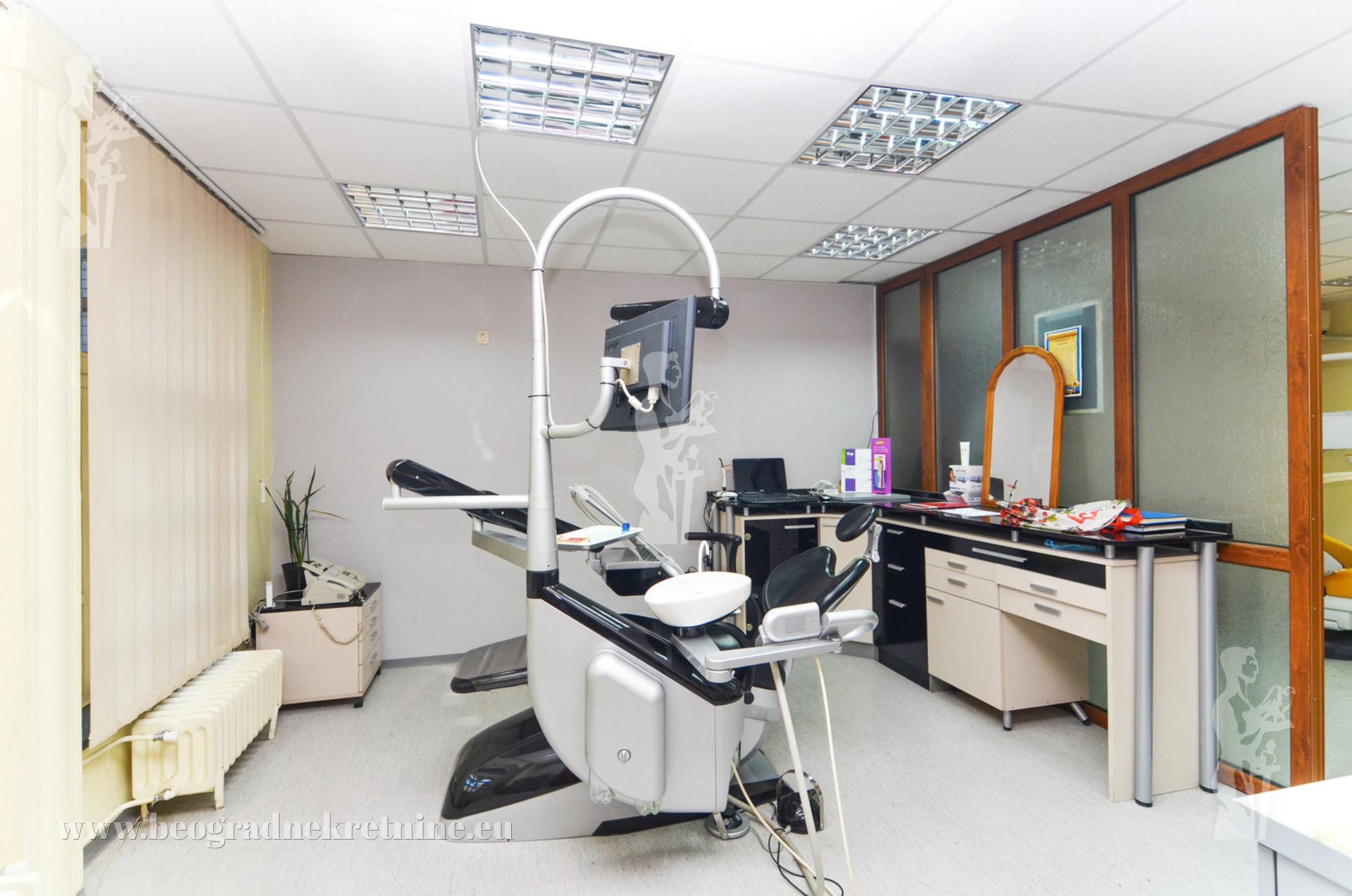 Poslovni prostor 67m2 Novi Beograd ID 2493