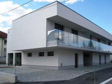 House Attached, Ljubljana, Moste Polje, Polje