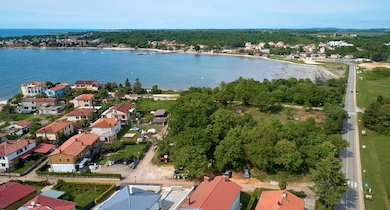 Land For building, Istria, Novigrad, Novigrad