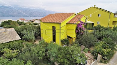 House with 5 apartments and with an open sea view and Velebit, gross area of 316, Zadar, Ražanac, Ražanac